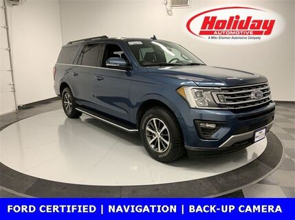 2019_Ford_Expedition Max_XLT_ Fond du Lac WI