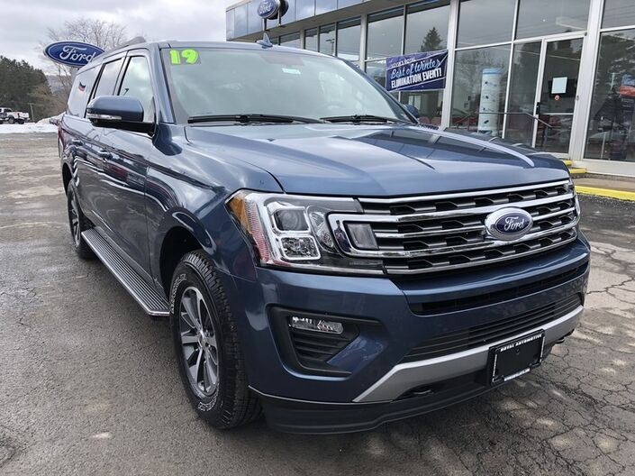2019 Ford Expedition Max XLT Owego NY