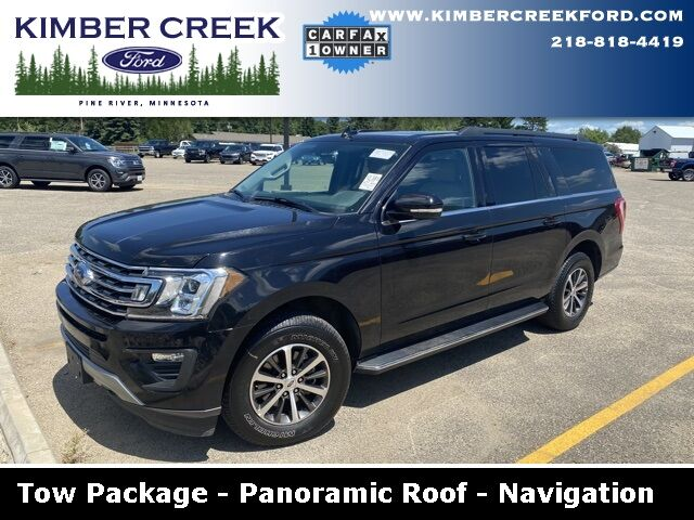 2019 Ford Expedition Max XLT Pine River MN