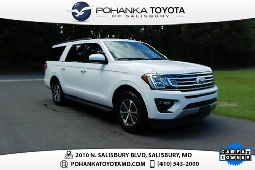 2019_Ford_Expedition Max_XLT_ Salisbury MD
