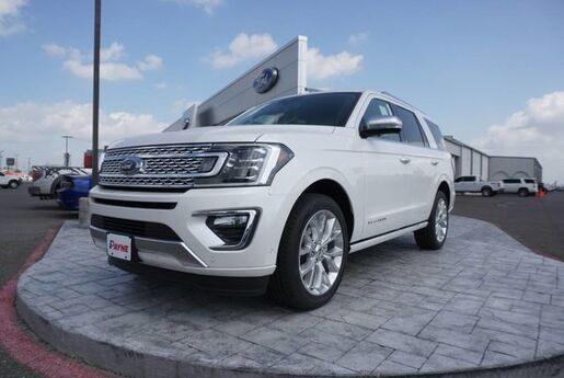 2019 Ford Expedition Platinum  TX