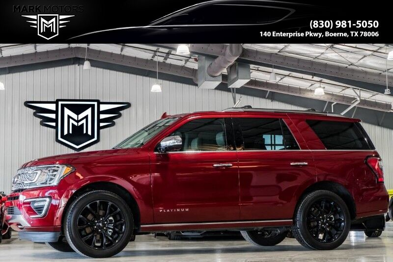 2019_Ford_Expedition_Platinum_ Boerne TX