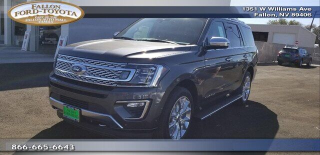 2019 Ford Expedition Platinum Fallon NV