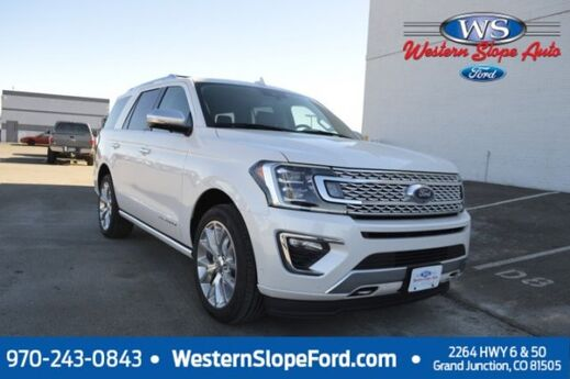 2019 Ford Expedition Platinum Grand Junction CO