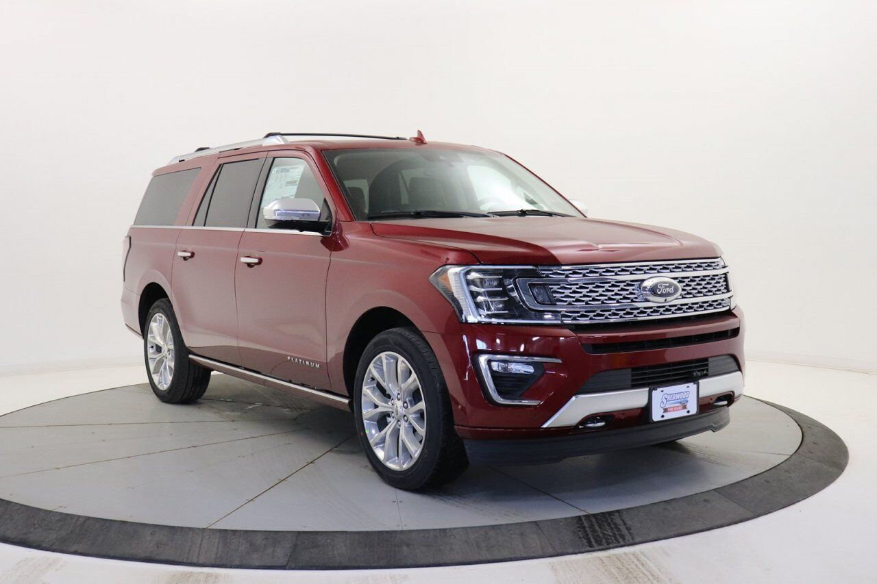 New 2019 Ford Expedition Platinum Max in Sherwood Park AB
