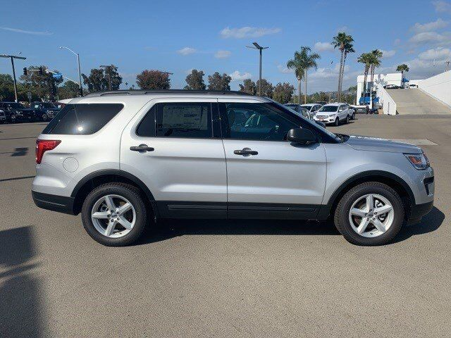 2019 Ford Explorer Base Vista CA