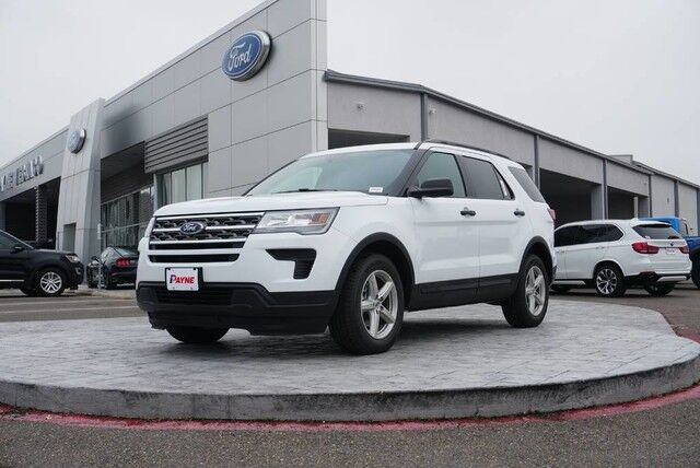 2019 Ford Explorer Base Weslaco TX