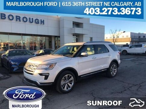 2019_Ford_Explorer_Limited  - Sunroof_ Calgary AB