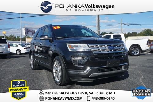 2019_Ford_Explorer_Limited ** HUGE PRICE DROP ** LOADED **_ Salisbury MD
