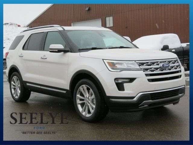 2019 Ford Explorer Limited Kalamazoo MI