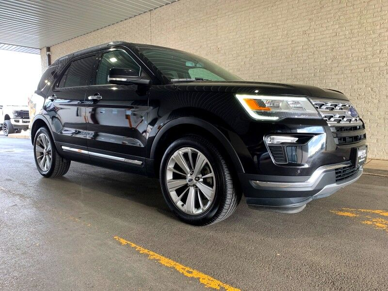 2019 Ford Explorer Limited 4WD Charles Town WV