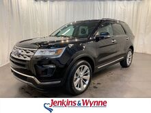 2019_Ford_Explorer_Limited 4WD_ Clarksville TN