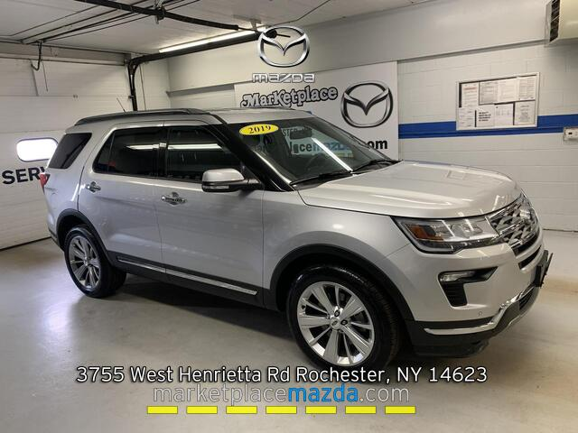 2019 Ford Explorer Limited 4WD Rochester NY