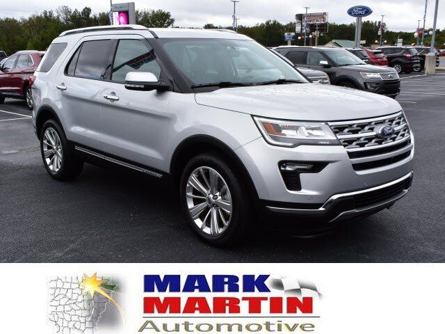 2019 Ford Explorer Limited Batesville AR