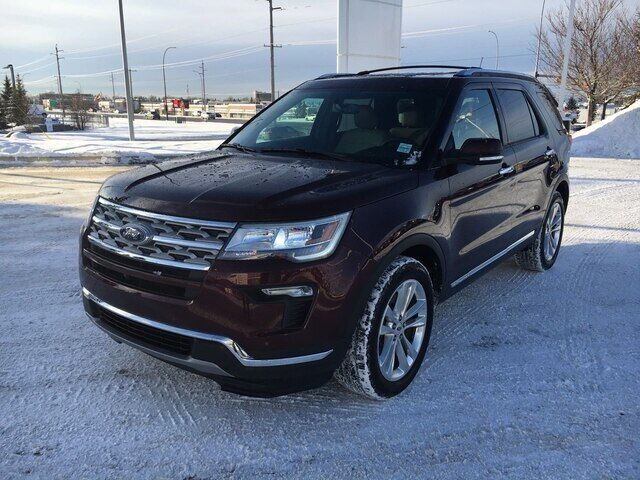 2019 Ford Explorer Limited Calgary AB