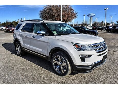 2019 Ford Explorer Limited Dumas TX