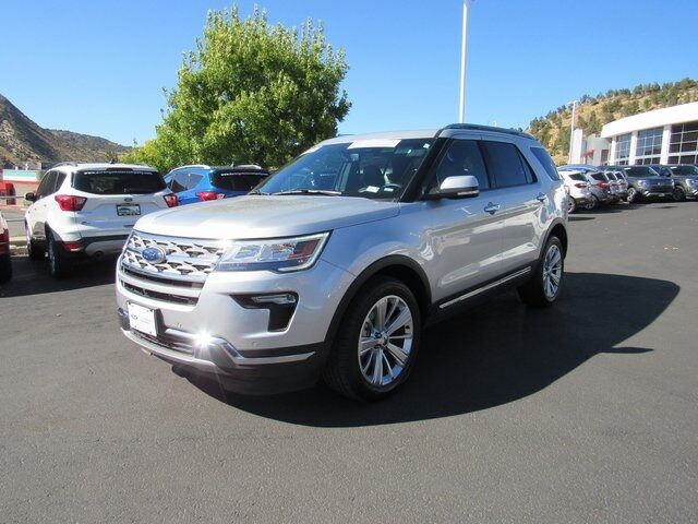 2019 Ford Explorer Limited Durango CO