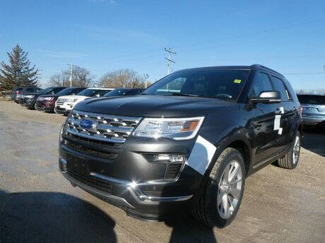 2019 Ford Explorer Limited Essex ON