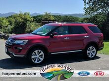 2019_Ford_Explorer_Limited_ Eureka CA