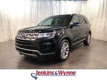 2019_Ford_Explorer_Limited FWD_ Clarksville TN