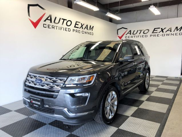 2019 Ford Explorer Limited FWD Houston TX