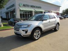 2019_Ford_Explorer_Limited FWD LEATHER, NAVIGATION, BACKUP CAMERA, AUTO LIFTGATE, PUSH BUTTON START, MEMORY SEATS_ Plano TX