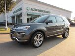 2019 Ford Explorer Limited FWD LEATHER, NAVIGATION, HTD/CLD FRONT STS, APPLE CARPLAY, PARKING AIDS, UNDER WARRANTY