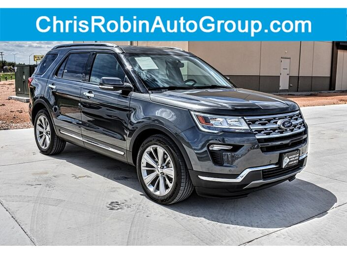 2019 Ford Explorer Limited FWD Midland TX