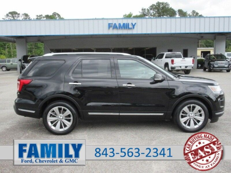 2019 Ford Explorer Limited FWD Saint George SC