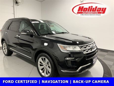 2019 Ford Explorer Limited Fond du Lac WI