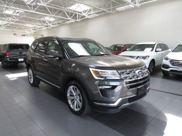 2019 Ford Explorer Limited Green Bay WI