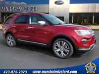 Ford Explorer Limited 2019
