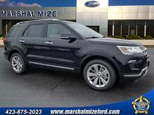 2019_Ford_Explorer_Limited_ Chattanooga TN