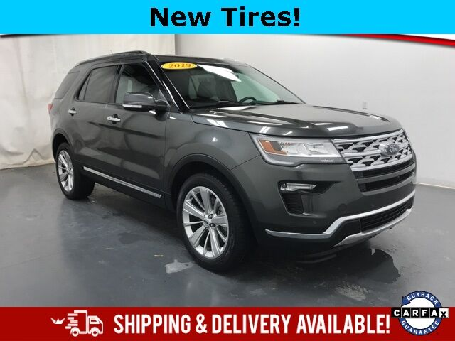 2019 Ford Explorer Limited Holland MI
