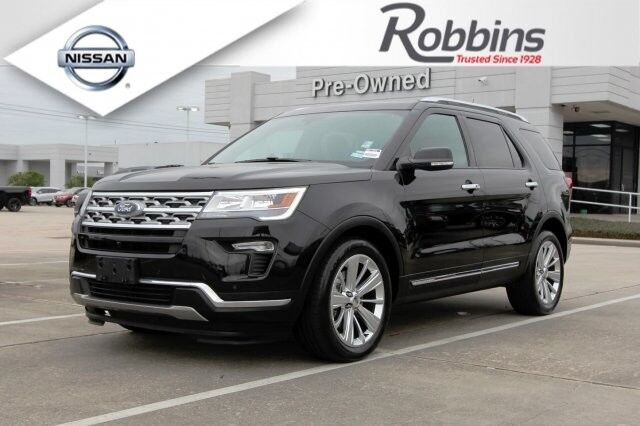 2019 Ford Explorer Limited Houston TX