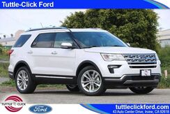2019_Ford_Explorer_Limited_ Irvine CA