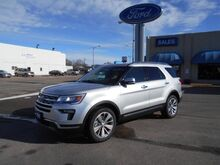 2019_Ford_Explorer_Limited_ Kimball NE