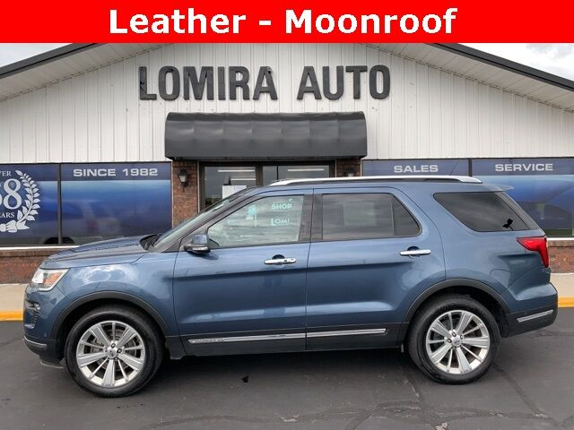 2019 Ford Explorer Limited Lomira WI