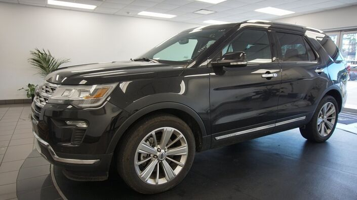 2019 Ford Explorer Limited Macon GA