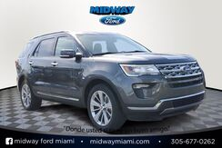 2019_Ford_Explorer_Limited_ Miami FL