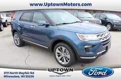 2019_Ford_Explorer_Limited_ Milwaukee and Slinger WI