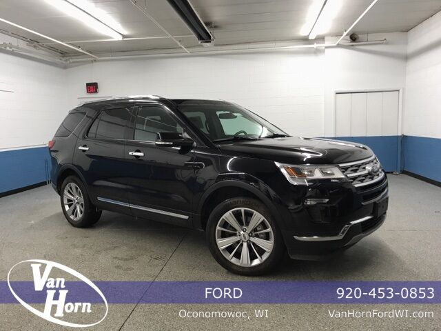 2019 Ford Explorer Limited Milwaukee WI