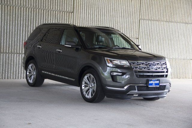 2019 Ford Explorer Limited Mineola TX