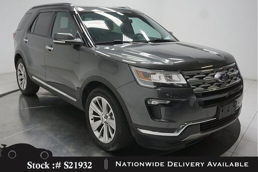 2019_Ford_Explorer_Limited NAV,CAM,SUNROOF,HTD STS,PARK ASST,3RD ROW_ Plano TX