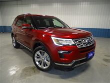 2019_Ford_Explorer_Limited_ Newhall IA