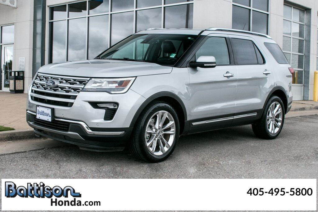 2019_Ford_Explorer_Limited_ Oklahoma City OK