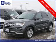 2019 Ford Explorer Limited Owatonna MN