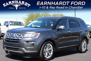 2019_Ford_Explorer_Limited_ Phoenix AZ