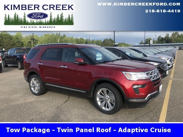 2019 Ford Explorer Limited Pine River MN