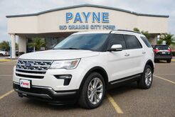 2019_Ford_Explorer_Limited_ Rio Grande City TX